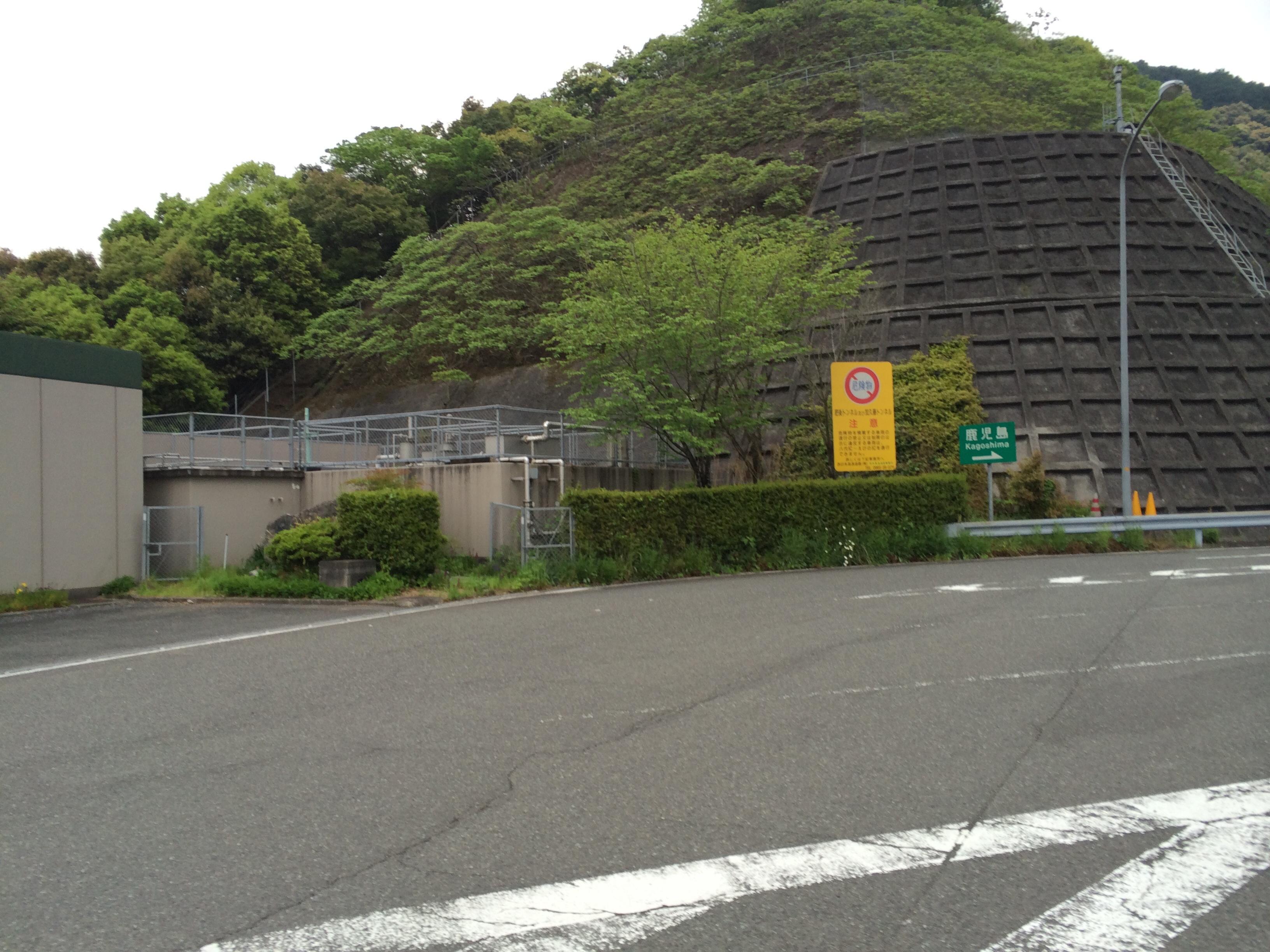 九州自動車道 坂本PA 下り(熊本...